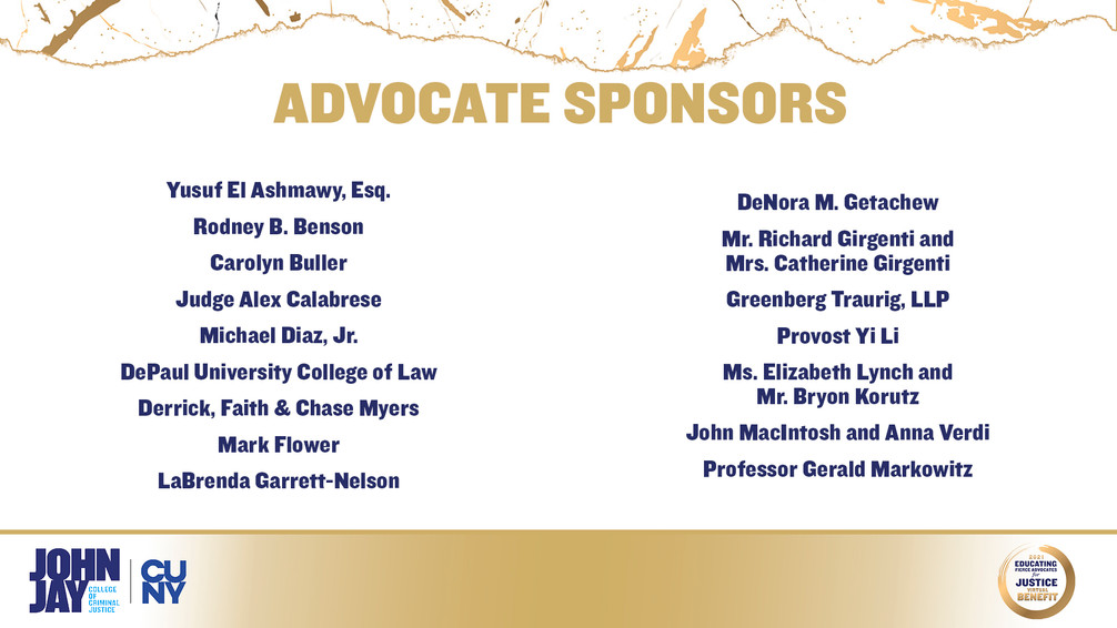 Advocate Sponsors 1
