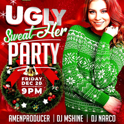 Delomio | The Ugly Sweat - Her Party