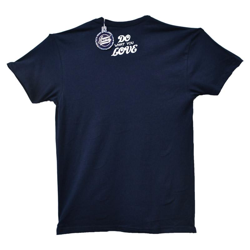 Support Creativity T-Shirt Back