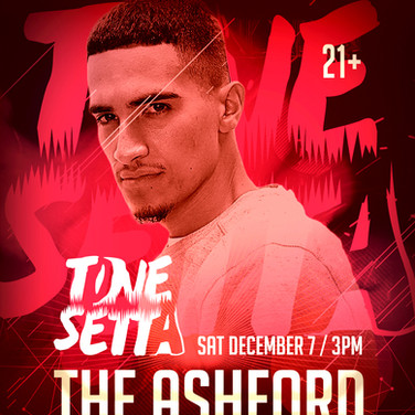 Tone Setta | The Ashford