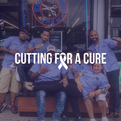 Cutting for a Cure