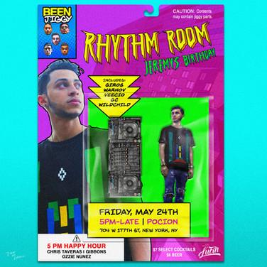 Rhythm Room 3.24.19