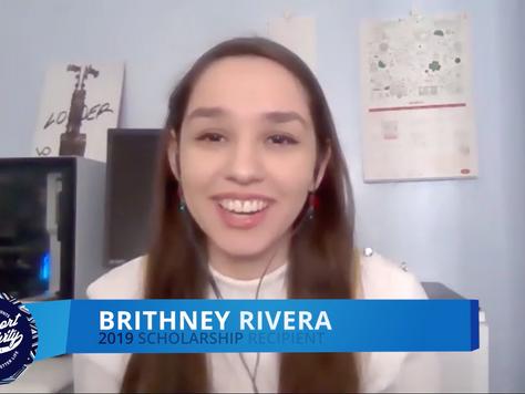 Brithney Rivera - Recipient Update
