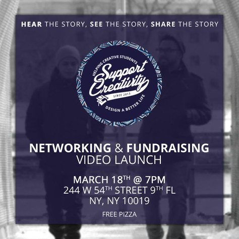 Networking & Fundraising Video Launch