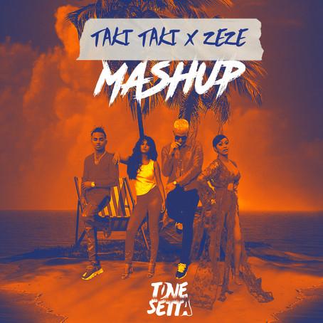 Taki Taki x Zeze (Tone Setta Mashup)