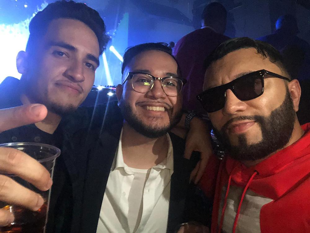 Tone Setta, DJ Narco, Alex Sensation