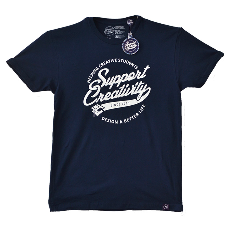 Support Creativity T-Shirt Front