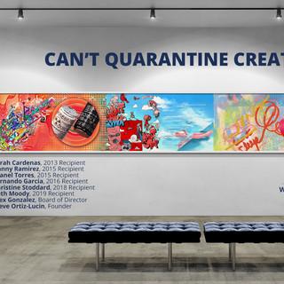 Can't Quarantine Creativity