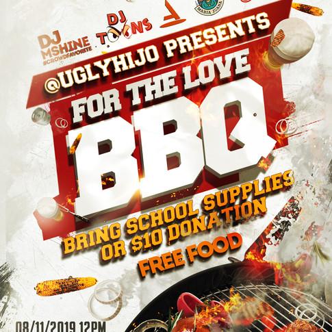 Uglu Hijo | For The Love BBQ