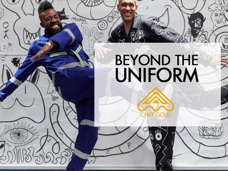 Beyond The Uniform at the MoMA