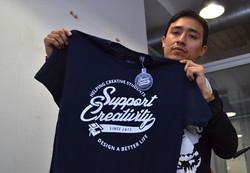 Support CreativityT-Shirt