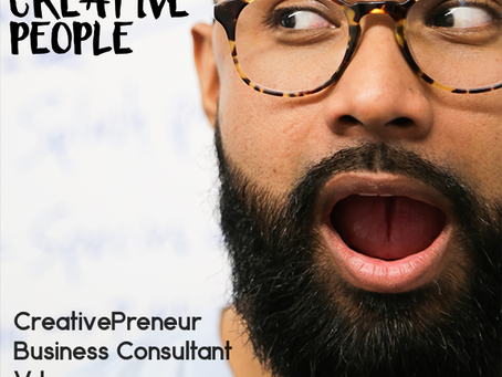 Everyday Creative People Podcast: Lifting up community through creativity with Steve Lucin