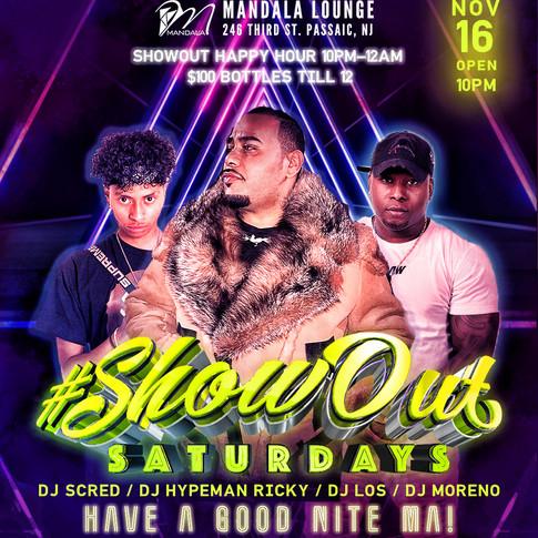 ShowOut Saturdays | Have A Good Night Ma
