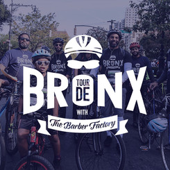 Tour De Bronx with the Barber Factory