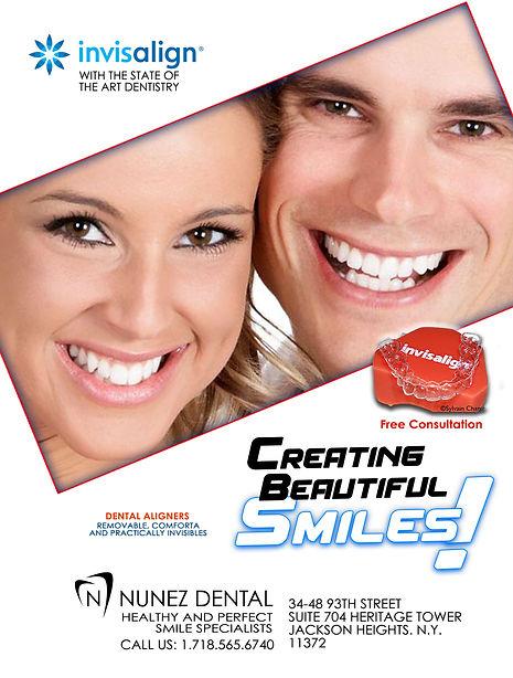 publicidad de invisalign para nunez dent