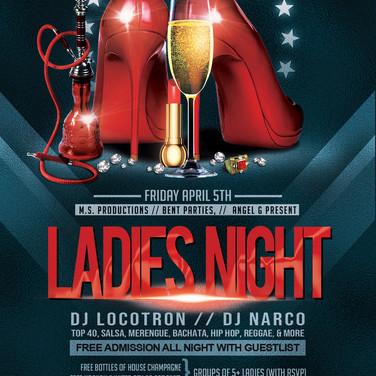 Dj Narco | Ladies Night