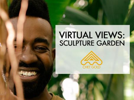 Virtual Views: Sculpture Garden at the MoMA