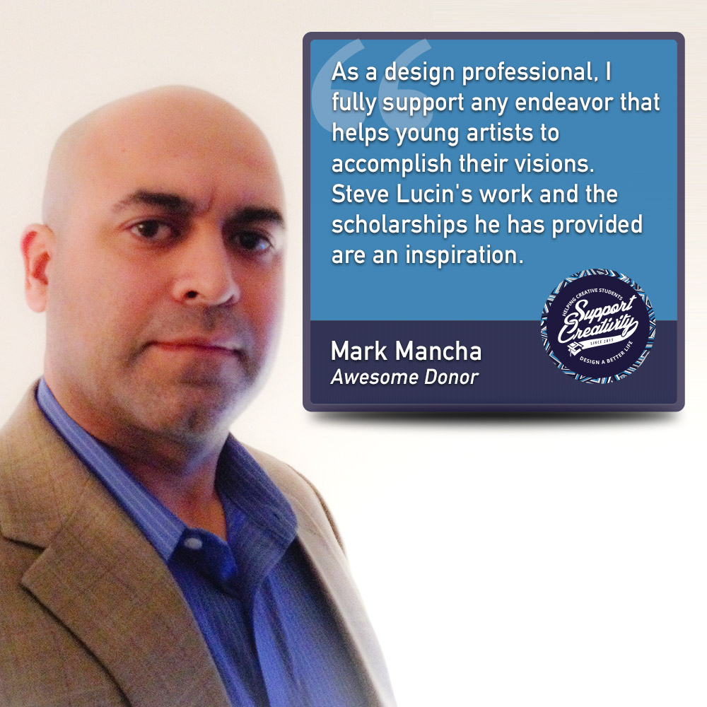 Mark Mancha - Awesome Donor