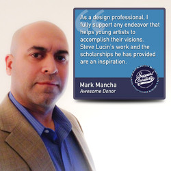 Mark Mancha - Awesome Donor