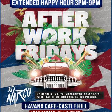 DJ Narco | After Works Fridays