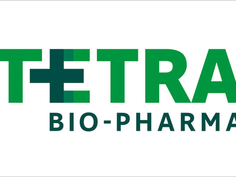 Tetra Bio-Pharma Enters into Manufacturing Agreement with Vitiprints LLC for CAUMZ™ and HCC011