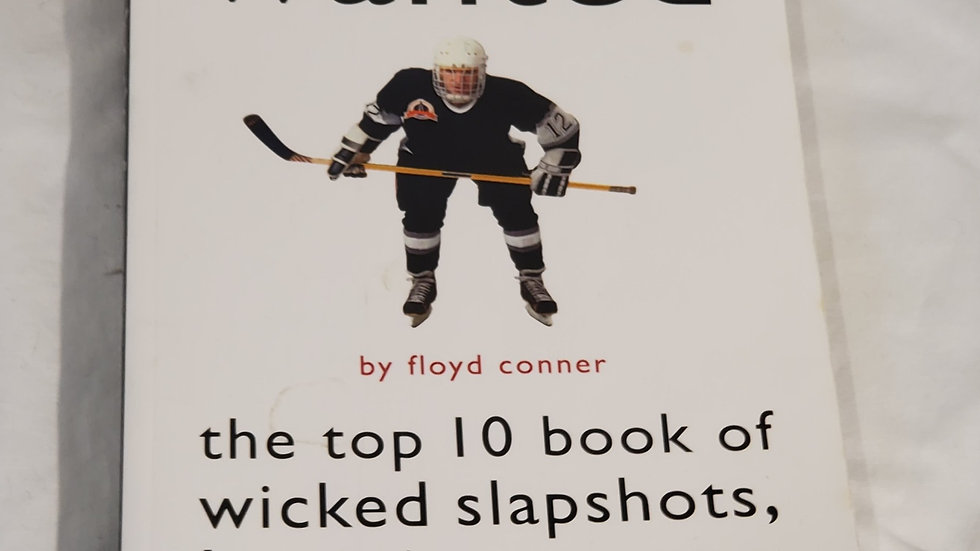 Hockey's Most Wanted Paperback
