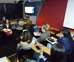 Curso de Radioarte. Universidad Central, Bogotá