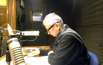 Emisora HJUT 106.9. Jorge Gómez A.
