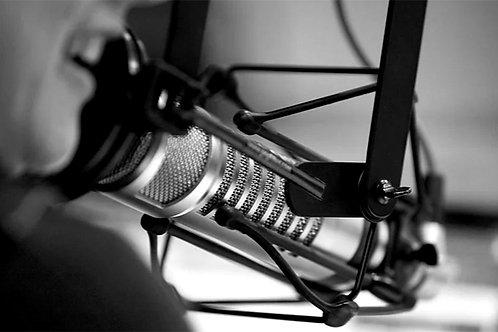 curso online de documental sonoro