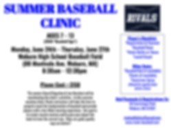 2019 Summer Vacation Clinic Flyer.png