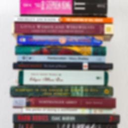 Amelia Hooke's favorite books