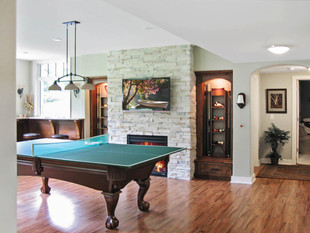 59 Entertaining Living Ping Pong  Table