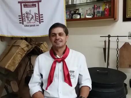 Dia do Folclore - Mensagem do Patrão