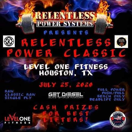 Relentless Power Classic