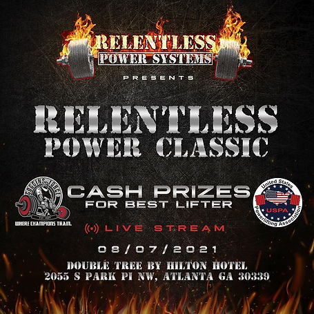Relentless Power Classic