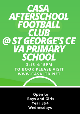 Open to Boys and Girls Year 3&4 3_15-4_1