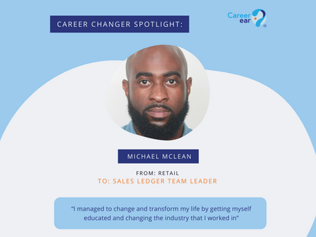 Career Changer Spotlight: Michael McLean