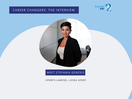 Career Changer Spotlight: Stefania Genesis