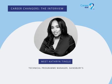 Career Changer Spotlight: Kathryn Tingle