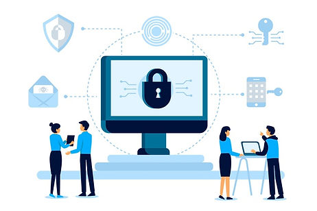 cyber-security-illustration-concept-with