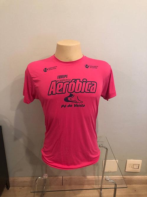 Camisa Rosa - Masculina