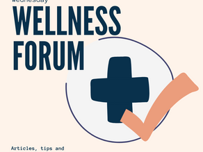 Wednesday Wellness Forum