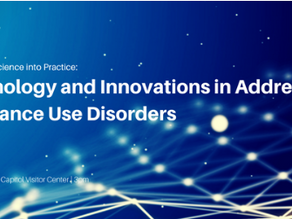 Technology and Innovations in Addressing Substance Use Disorders