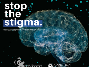New Campaign Launches- Stop the Stigma: Tackling the Stigma of Addiction through Education