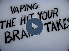 New Education Campaign, Vaping: Know the Facts, Now Available Nationwide