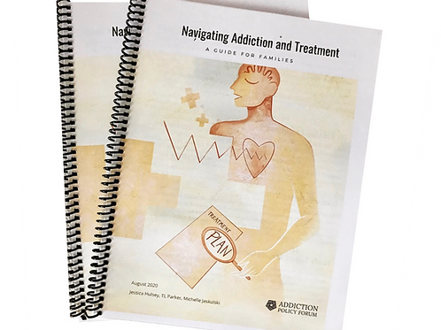 Navigating Addiction and Treatment Book