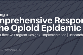 Promoting a Comprehensive Response to the Opioid Epidemic