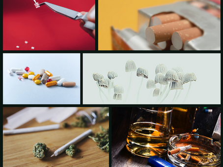 Types of Substance Use Disorders