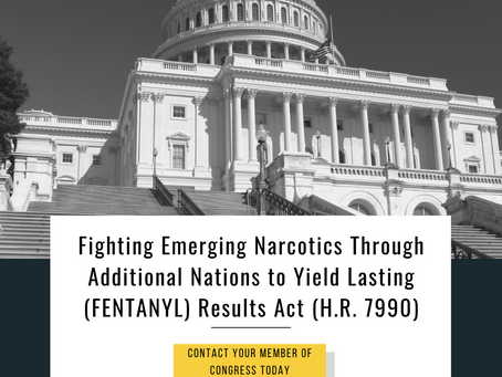 Support the FENTANYL Results Act