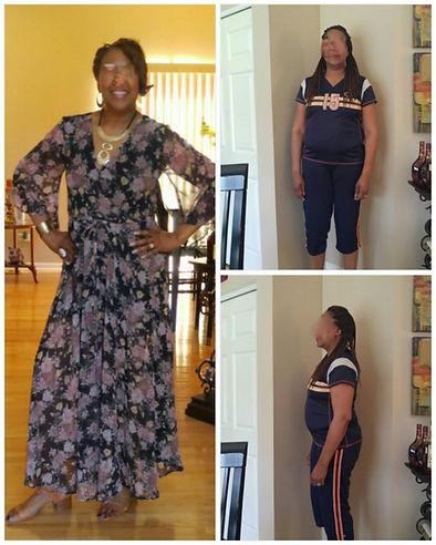 Client AJ after 12 Week transformation
